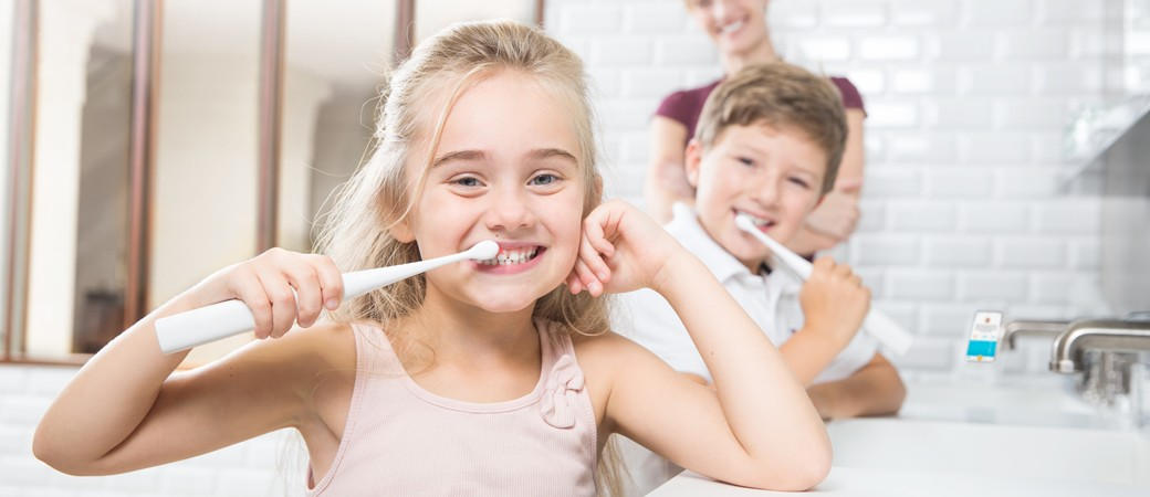 Kolibree, le brossage des dents devient un jeu d'enfant