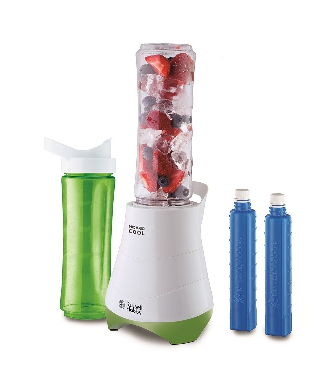 Mix & Go Cool de Russell Hobbs : le smoothie nomade