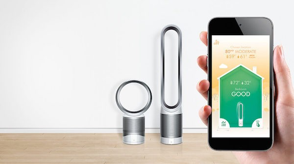 Dyson Pure Cool Link : purifier et ventiler son air à distance