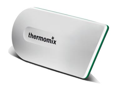 Le Thermomix TM5 devient connecté grâce au Cook-Key