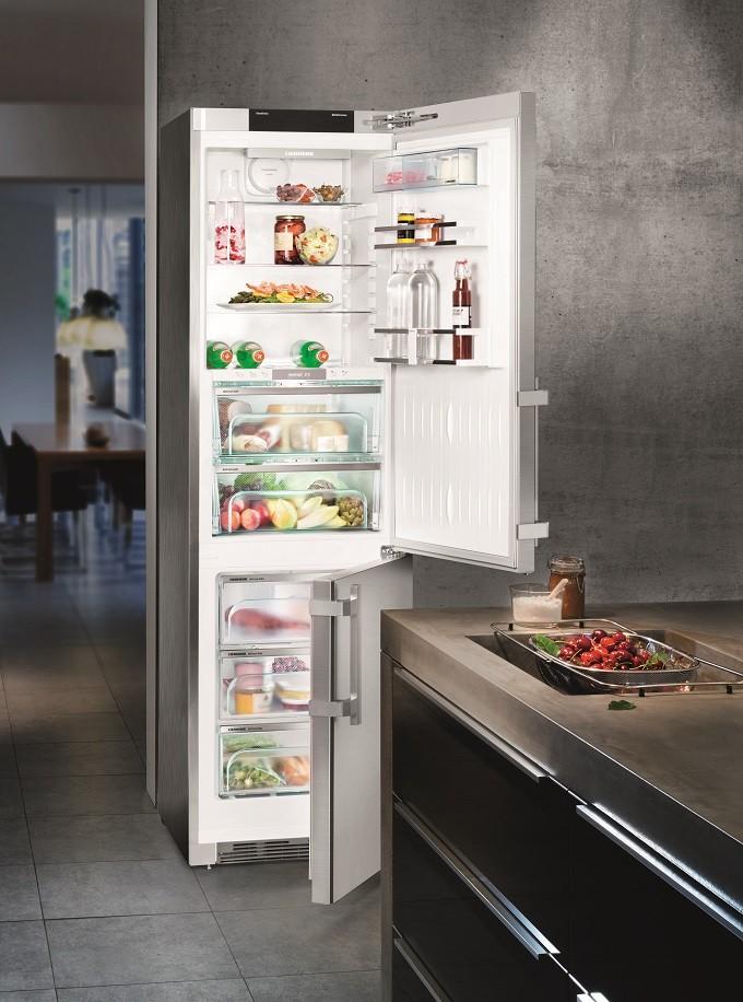 Liebherr Blu Performance : le réfrigérateur du 21ème siècle
