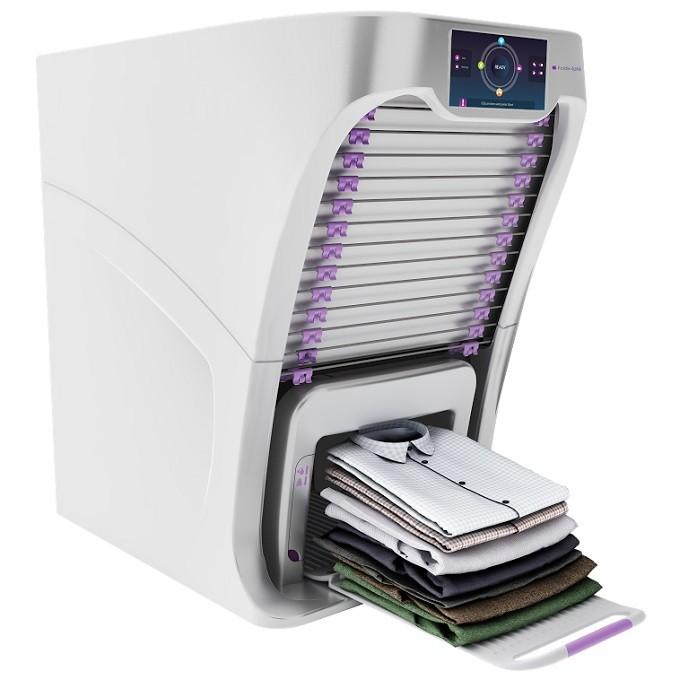Foldimate, la machine qui plie votre linge