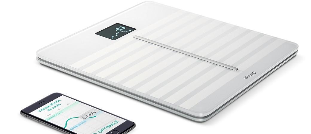 Balance Withings Body Cardio, pour surveiller son poids et son cœur