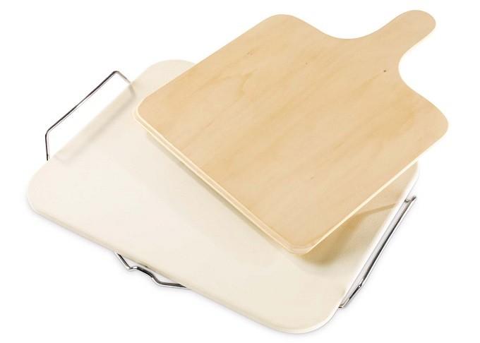 Enfournez et découpez facilement pizzas, tartes et pains avec Leifheit