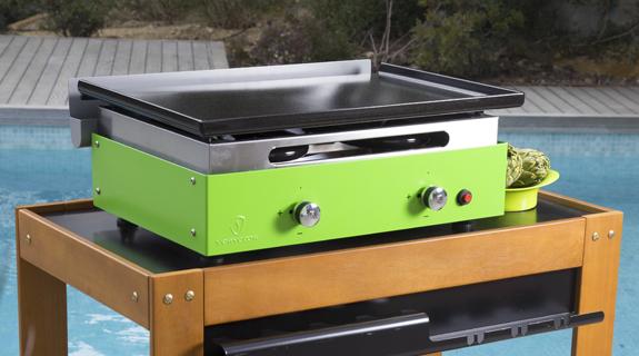 Plancha Verycook : la cuisson sous toutes les formes et couleurs