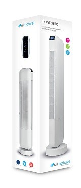 Fantastic, le ventilateur tout en hauteur d'Air Naturel