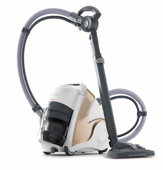 Polti  Unico 3 : nettoie et aspire sans sac mais à toute vapeur