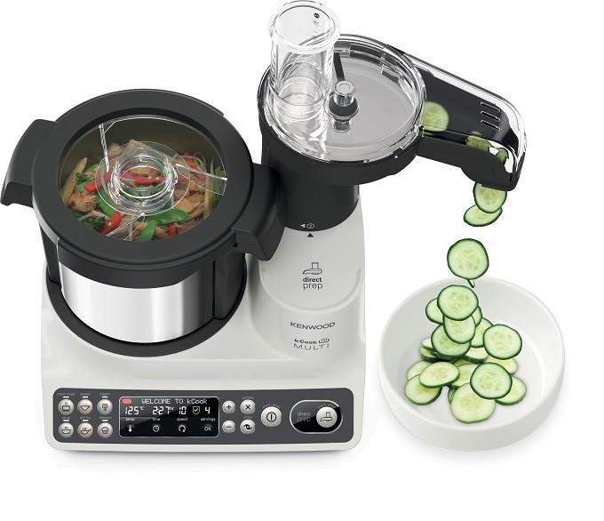 Kenwood kCook Multi : le robot cuiseur qui vous fait adorer les légumes