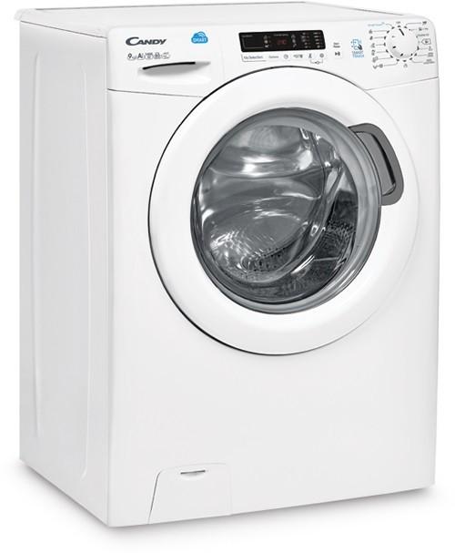 Candy Smart Touch, ne soyez plus seuls face à votre lave-linge