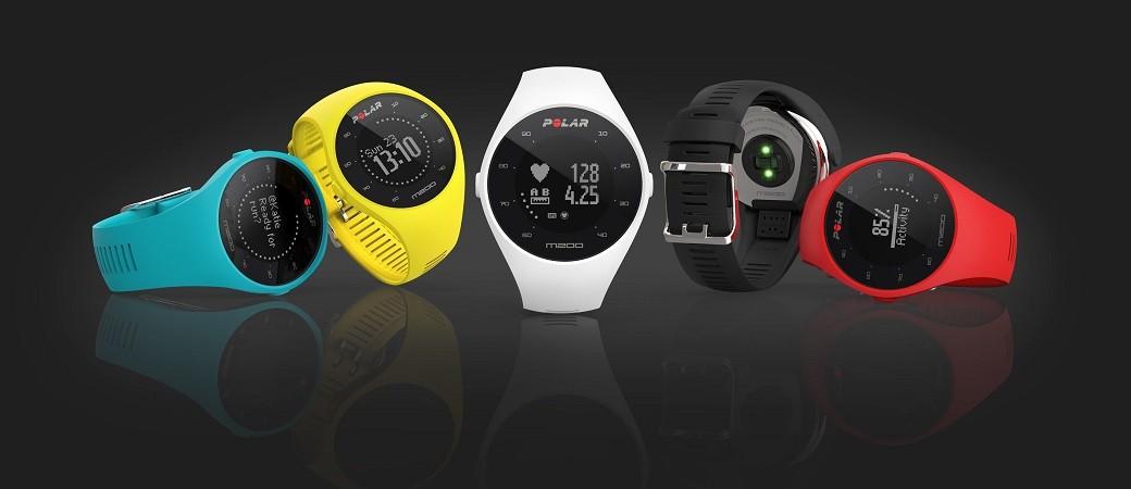 Polar M200, montre multisport cardio, GPS et waterproof