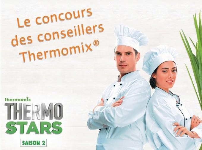 Thermomix lance Thermostars saison 2 en mode Zero Gaspi