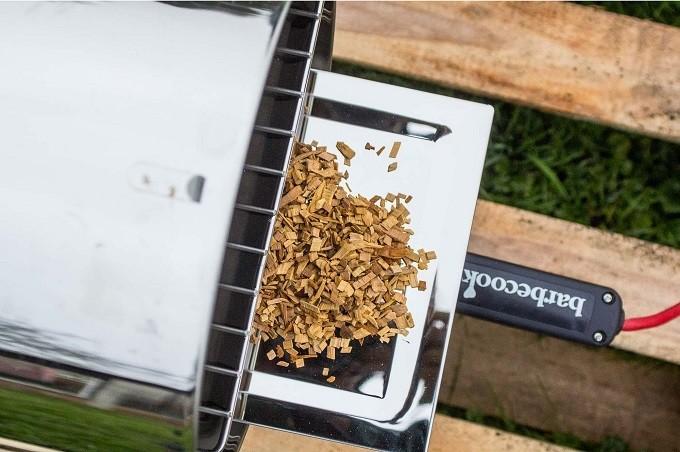 Barbecook Otto, quand fumer est bon pour nos papilles