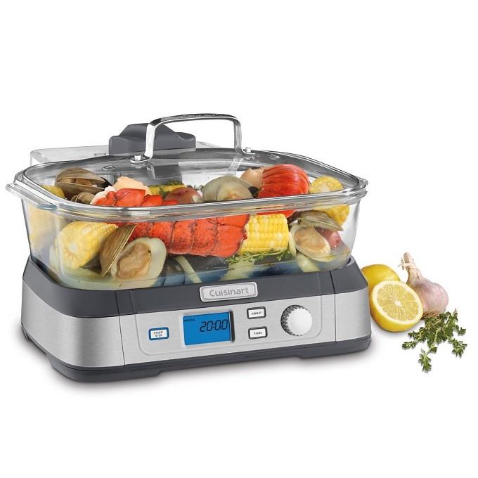Cuisinart Cook Fresh,  le cuiseur vapeur digital
