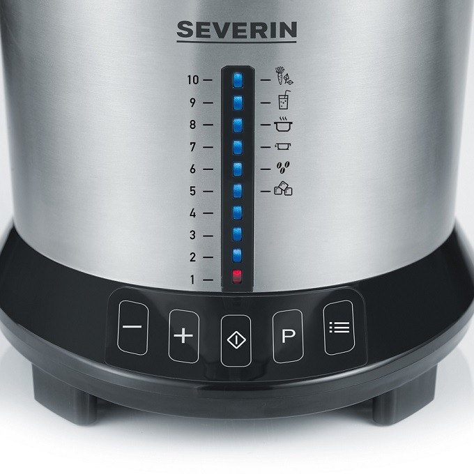 Severin SM 3740 Premium, blender à friction et à sonde