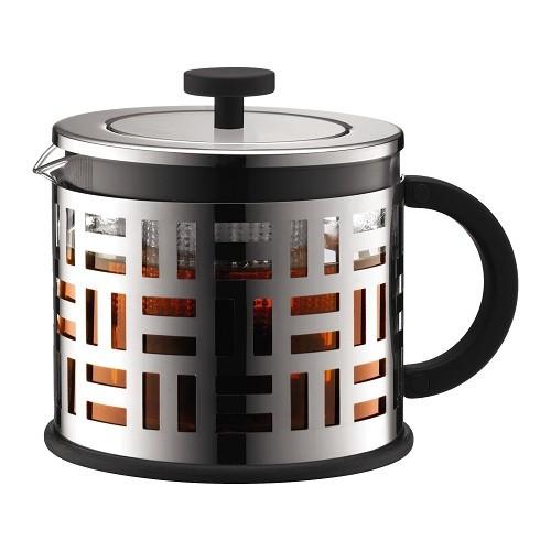 Le thé est à la mode, mais  manuel ou tout automatique ?
