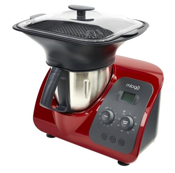 Miogo Maestro, un bon choix pour accueillir son premier robot de cuisine