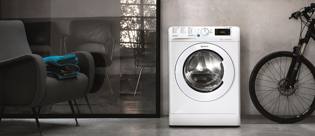 indesit innex push wash le lave linge qui a su trouver la bonne touche. Black Bedroom Furniture Sets. Home Design Ideas