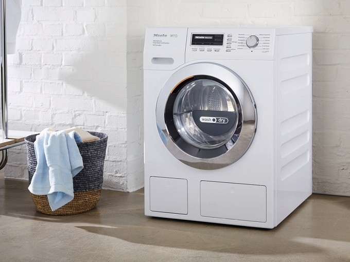 lave linge s chant miele wtzh 730 wpm connect rapide. Black Bedroom Furniture Sets. Home Design Ideas