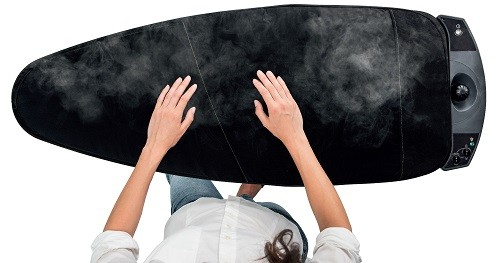 Euroflex Vapo Lux, et si vous repassiez votre linge avec vos mains ?