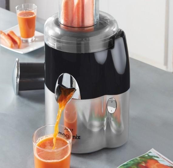Magimix Juice Expert 3 , l'extracteur qui fait les jus frais en trois façons