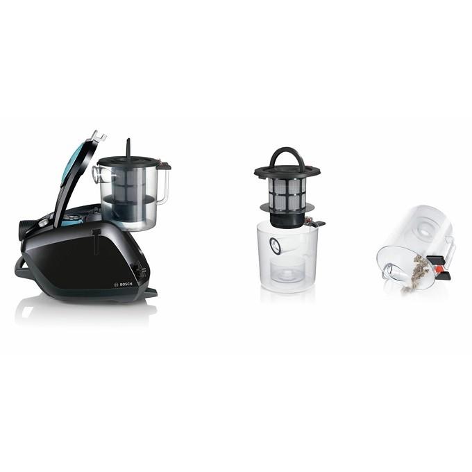 Bosch Relaxx'x ProSilence 66, l'aspirateur autonettoyant