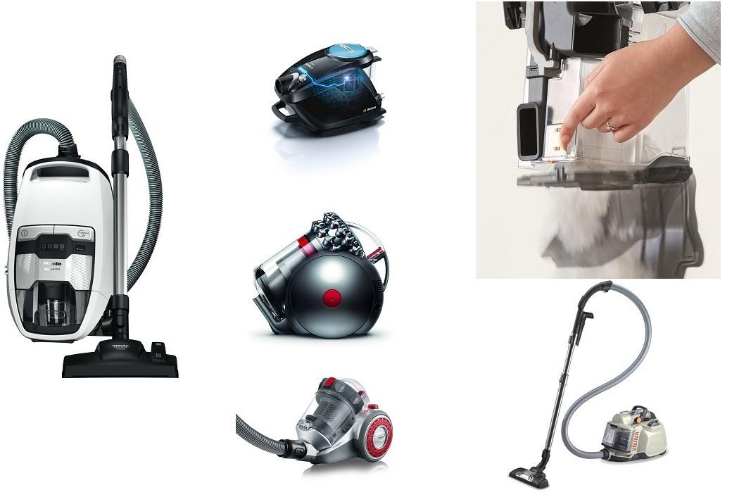 pourquoi acheter un aspirateur tra neau sans sac et lequel choisir. Black Bedroom Furniture Sets. Home Design Ideas