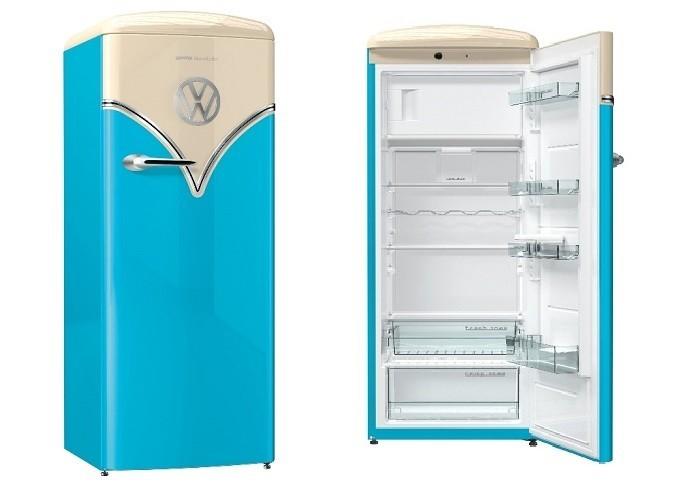 Gorenje Bulli, le réfrigérateur aux allures de combi Volkswagen
