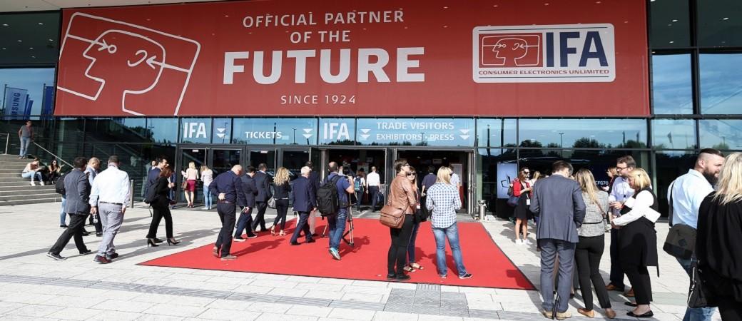 IFA 2017 : découvrez en live les innovations Electroménager et Smart Home