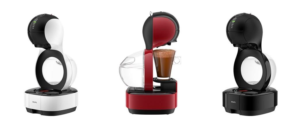 Krups Dolce Gusto Lumio, pour café corsé ou chocolat chaud