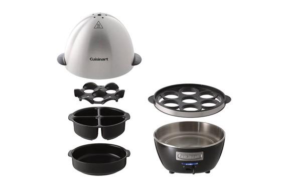 Cuisinart CEC10E, idéal pour ne plus rater la cuisson de ses oeufs