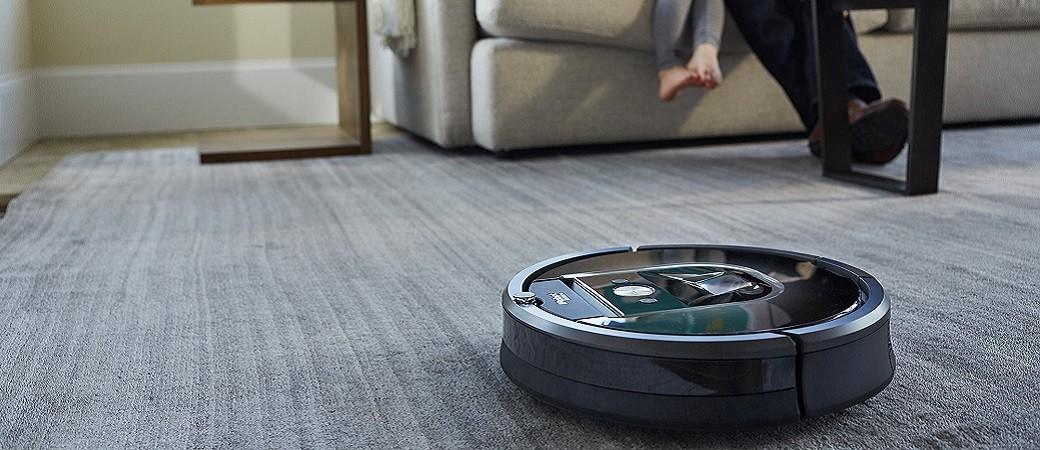 iRobot Roomba 980, le robot pensé pour aspirer sans y penser