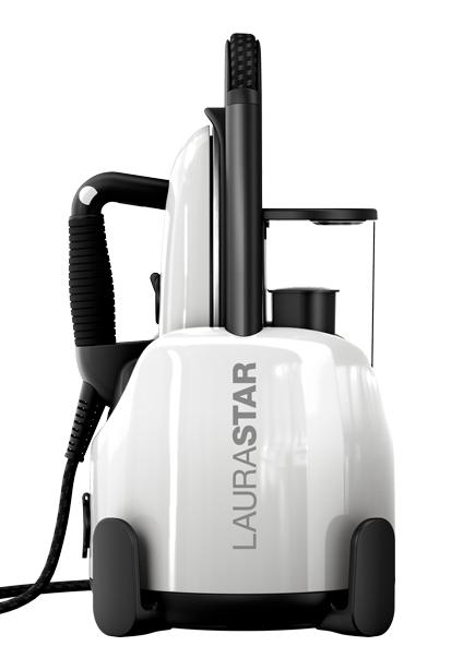 Laurastar Lift Pure White, la centrale vapeur nomade et design