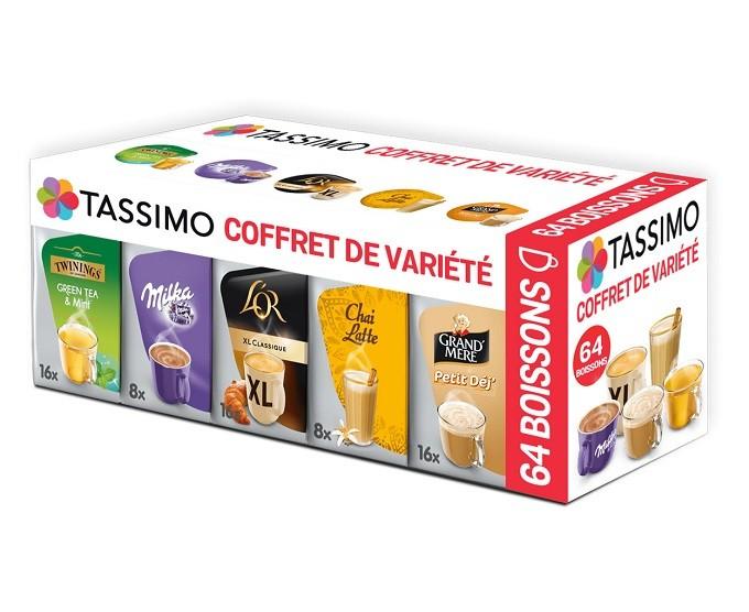 Bosch réussit la nouvelle version de sa Tassimo My Way