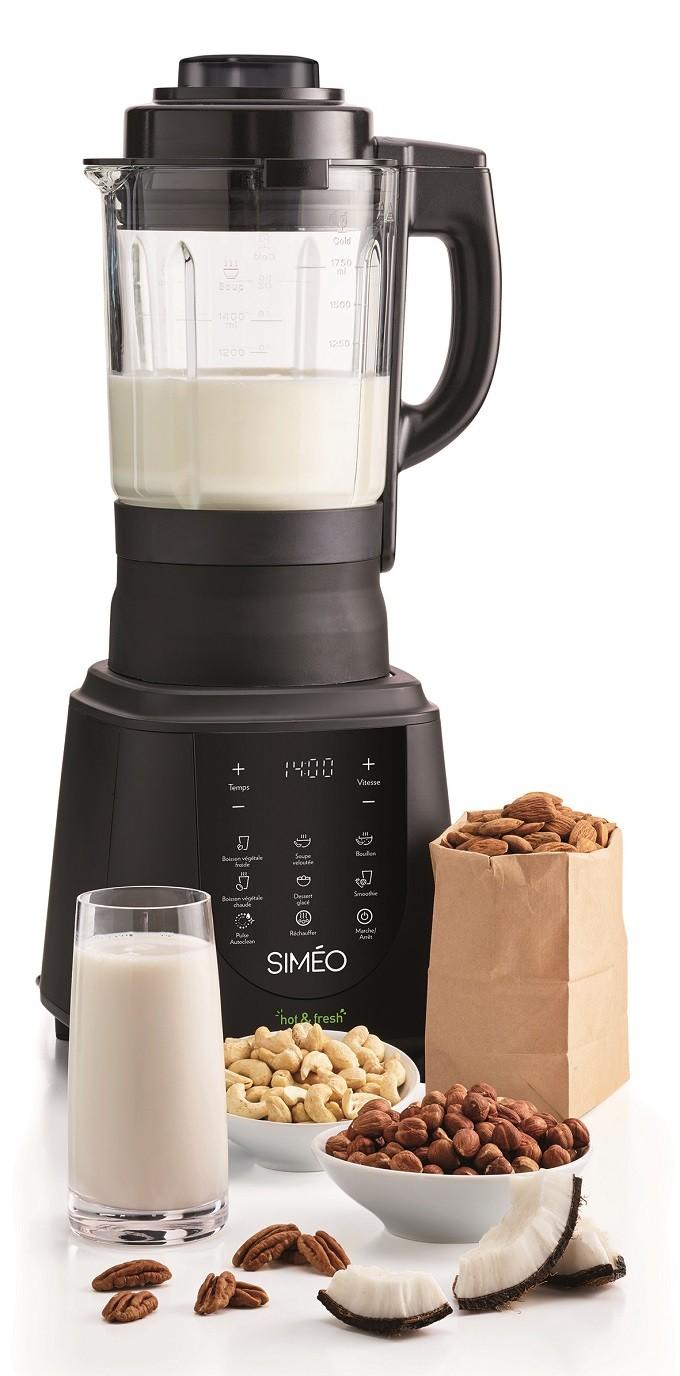 Blender chauffant Siméo BCV600, tactile et complet