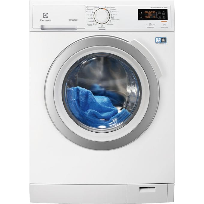 SteamCare par Electrolux, l'ajout vapeur est un atout pour le lave-linge
