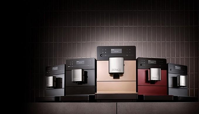 CM 5300, la machine à café posable et accessible de Miele