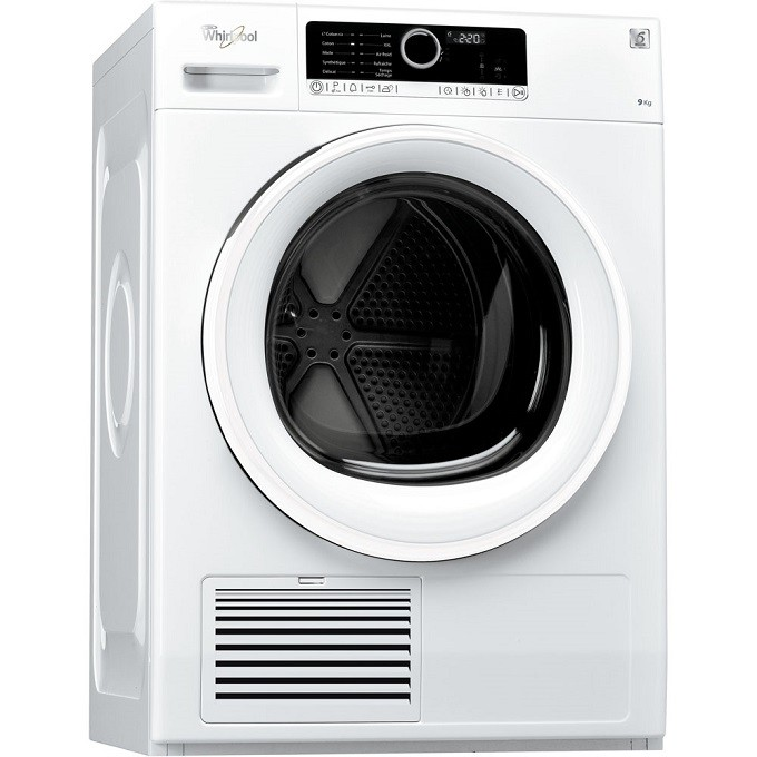 Whirlpool DSCX 90113, le sèche-linge Made in France