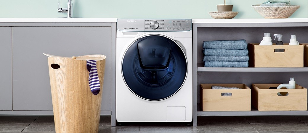 samsung quickdrive le lave linge qui fait de la vitesse une promesse. Black Bedroom Furniture Sets. Home Design Ideas