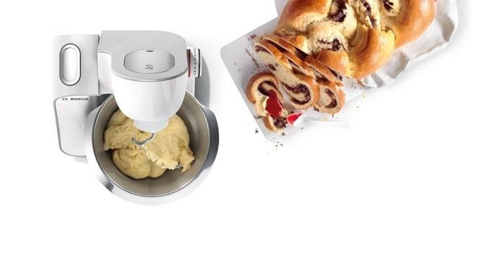 MUM58243, la Kitchen Machine 3D et polyvalente de Bosch