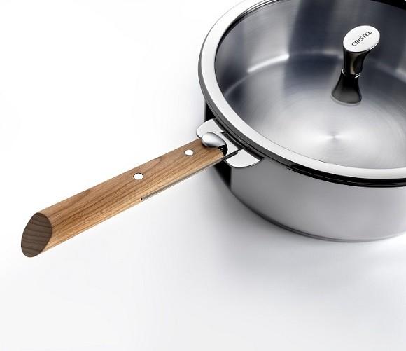 Ustensiles modernes pour cuisson et conservation à l'ancienne