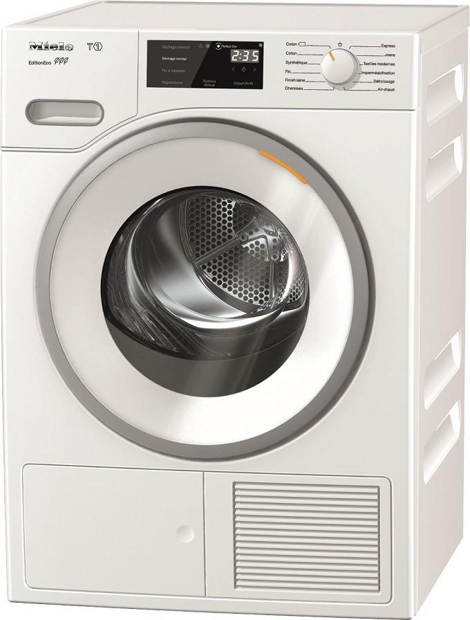 Miele TWF 500 WP : sèche et parfume le linge, sans trop consommer
