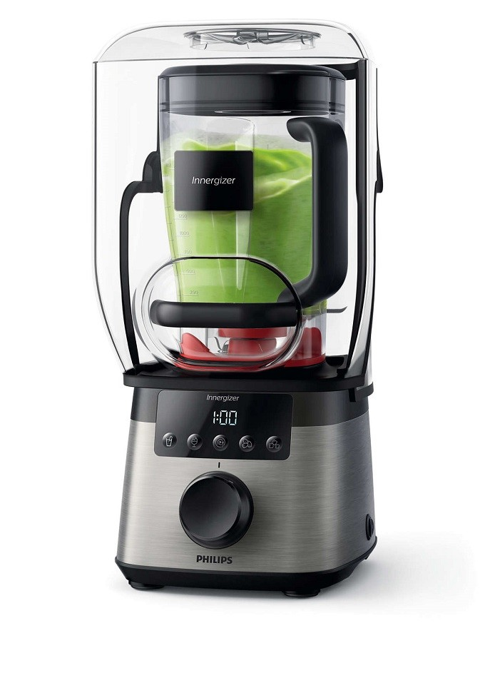 Philips Avance Collection High Speed Innergizer, un blender qui met le bruit sous cloche