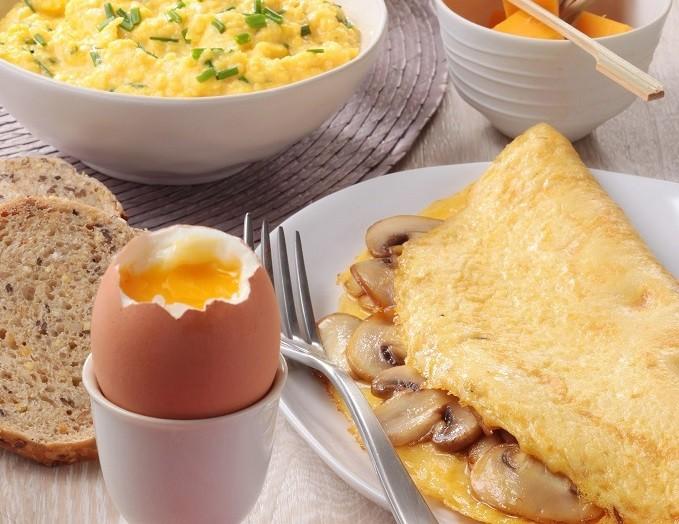 Manger des œufs, c'est très bon surtout si on choisit les bons