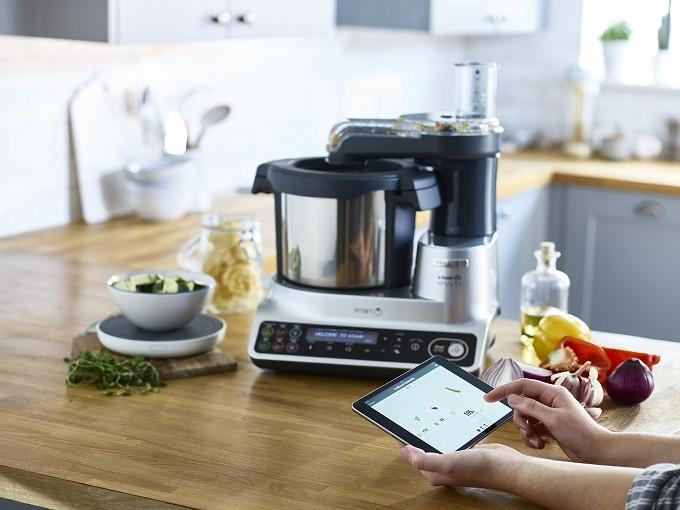 comment commander limpide en vue super service Kenwood kCook Multi Smart, pour une cuisine connectée et saine