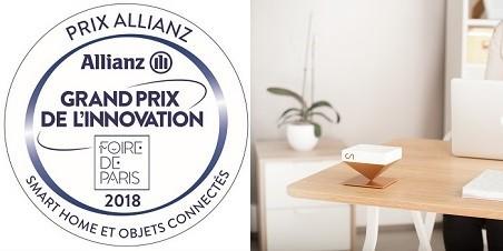 Foire de Paris 2018 : les lauréats du Grand Prix de l'Innovation Electroménager