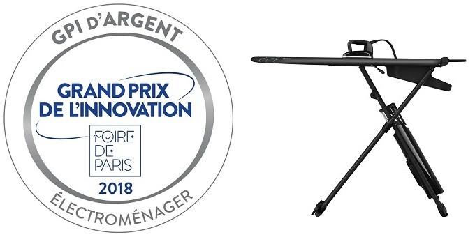 foire de paris 2018 les laur ats du grand prix de l 39 innovation electrom nager. Black Bedroom Furniture Sets. Home Design Ideas