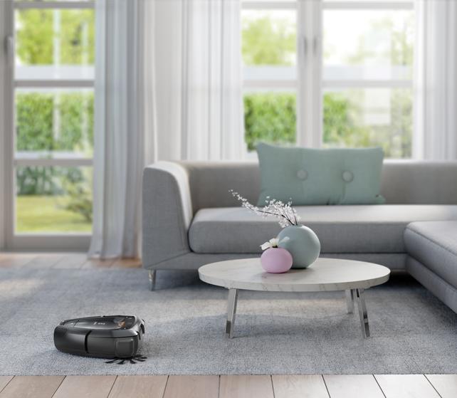 gpi foire de paris 2018 electrolux rowenta. Black Bedroom Furniture Sets. Home Design Ideas