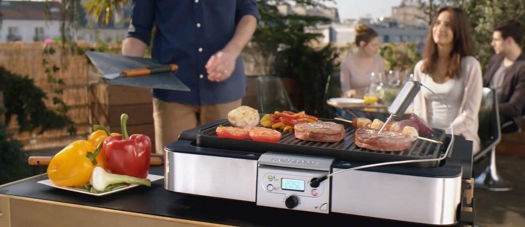 Riviera & Bar QP660A, la précision au cœur de la plancha