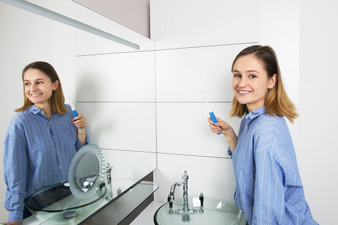 Ara de Kolibree, la brosse à dents connectée et ludique