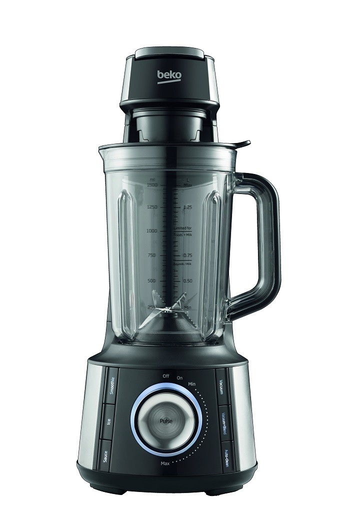Blender sous vide ProVitality de Beko, pour mixer sainement et sans air